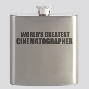 World's Greatest Cinematographer Flask