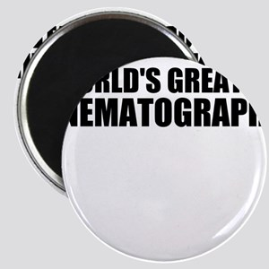World's Greatest Cinematographer Magnets