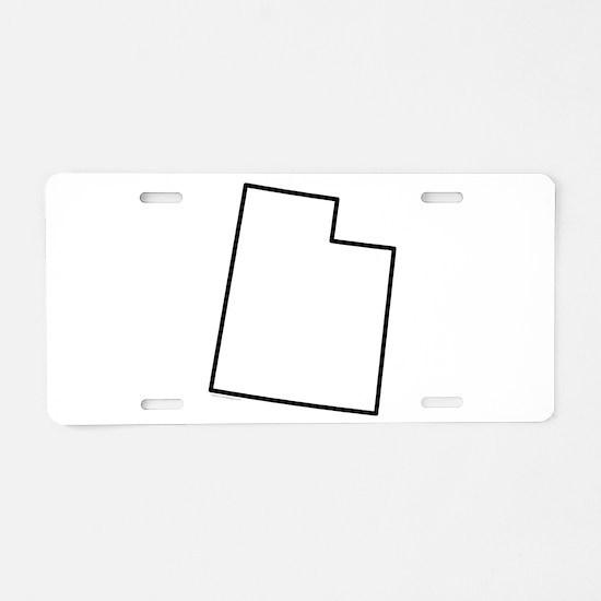 s Aluminum License Plate