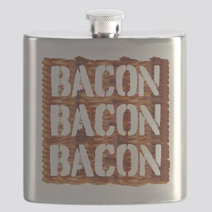 Bacon Bacon Bacon Flask