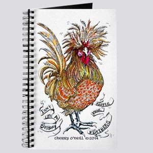 Chicken Feathers Journal