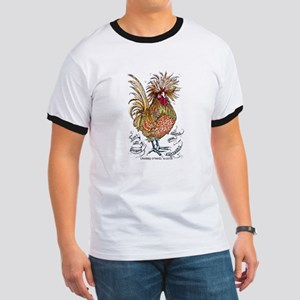 Chicken Feathers T-Shirt