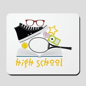 High School Mousepad