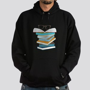 Stack Of Books Hoodie