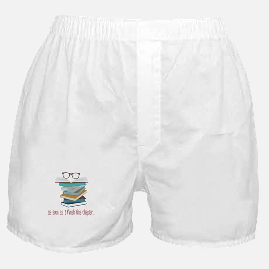 This Chapter Boxer Shorts