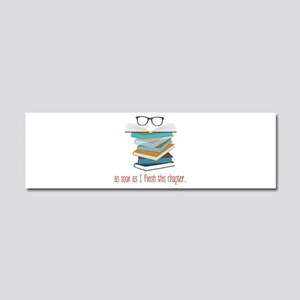 This Chapter Car Magnet 10 x 3
