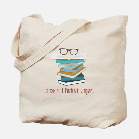 This Chapter Tote Bag