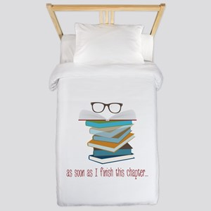 This Chapter Twin Duvet