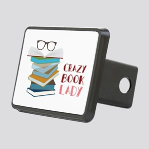 Crazy Book Lady Hitch Cover
