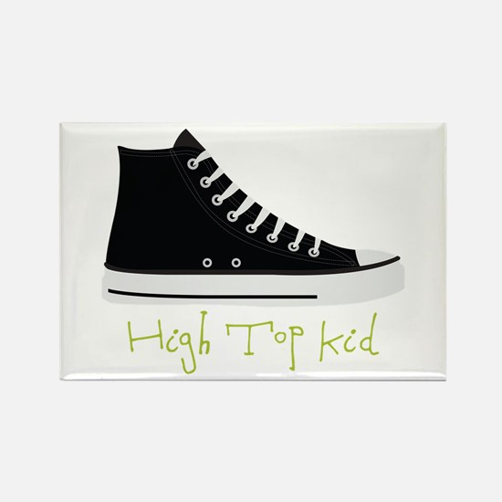 High Top Kid Magnets