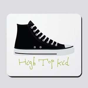High Top Kid Mousepad