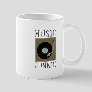 Music Junkie Mugs