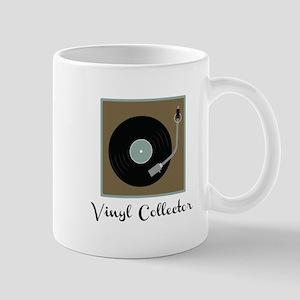 Vinyl Collector Mugs