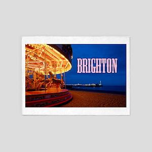 Brighton Pier 5'x7'Area Rug