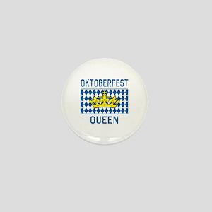 OKTOBERFEST Queen Mini Button