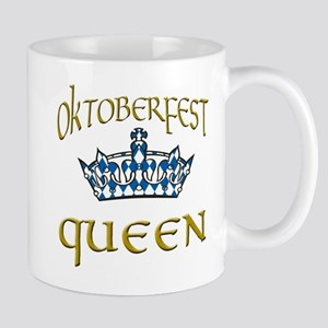 Oktoberfest Queen Crown Mug