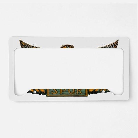 Legion Eagle 2 Dark Copper  License Plate Holder