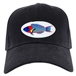 Saddle Wrasse C Baseball Hat