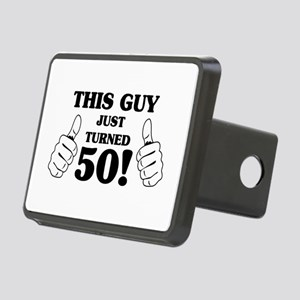 This Guy Just Turned 50! Hitch Cover