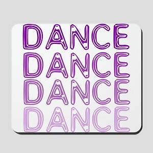 Simple Dance Mousepad