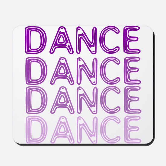 Simple Dance Mousepad
