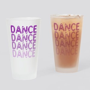 Simple Dance Drinking Glass
