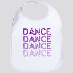 Simple Dance Bib
