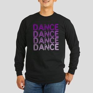 Simple Dance Long Sleeve T-Shirt