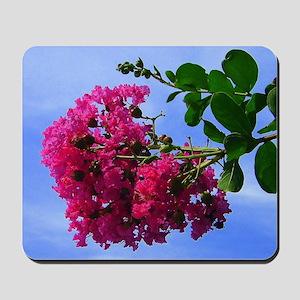Pink Crepe Mousepad