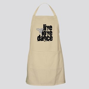 Live, Love, Dance Apron