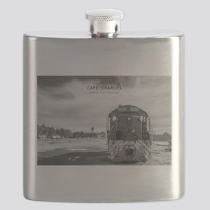 Cape Charles. Flask