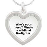 Wildland firefighter Heart