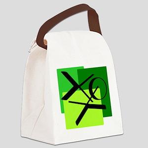 XOX Canvas Lunch Bag