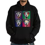 The WooFPAK 4 Peace, Love, Music Hoodie