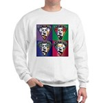 The WooFPAK 4 Peace, Love, Music Sweatshirt