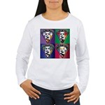 The WooFPAK 4 Peace, Love, Music Long Sleeve T-Shi