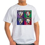 The WooFPAK 4 Peace, Love, Music T-Shirt