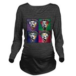 The WooFPAK 4 Peace, Love, Music Long Sleeve Mater