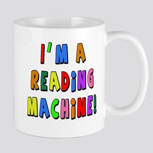 Im a Reading Machine Mug