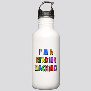 Im a Reading Machine Stainless Water Bottle 1.0L