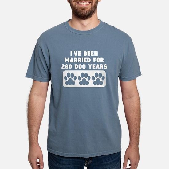 40th Anniversary Dog Years T-Shirt