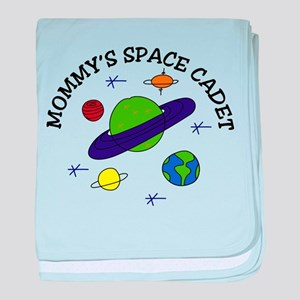 MoMMYS SPACE CADET baby blanket