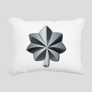 Navy - Commander - O-5 - Rectangular Canvas Pillow