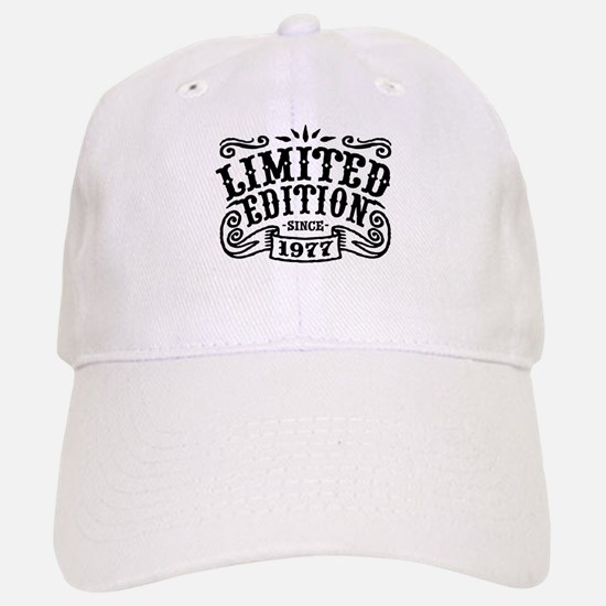 Limited Edition Since 1977 Baseball Baseball Cap