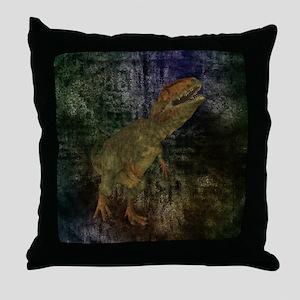 Giganotosaurus 2 Throw Pillow