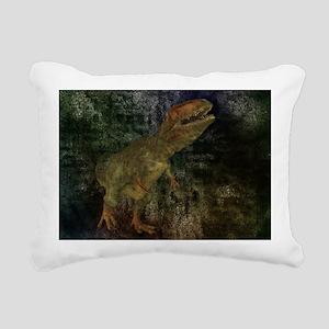 Giganotosaurus 2 Rectangular Canvas Pillow