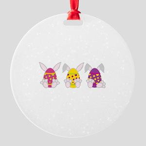 Hoppy Easter Ornament