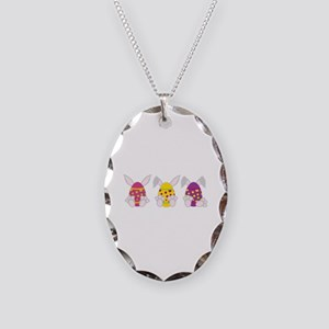 Hoppy Easter Necklace