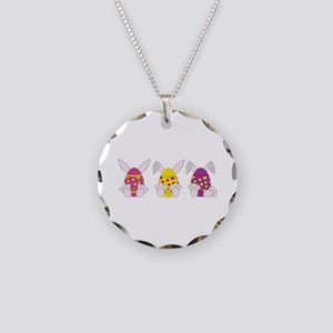 Hoppy Easter Necklace