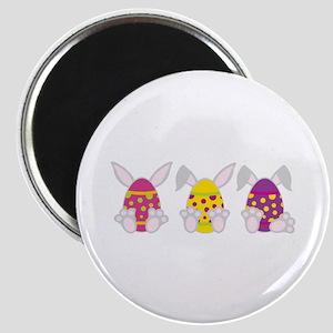 Hoppy Easter Magnets